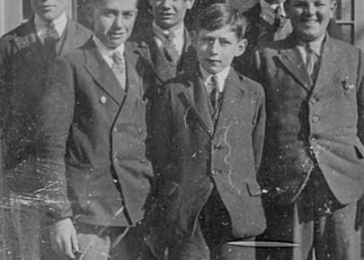 School children - 1920s