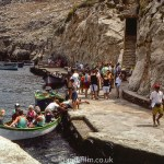 Disembarking – July 1993