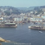 Fishing village of Mevagissey – Jan 1978