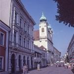 Pecs, Hungary – September 1993