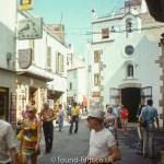 Spanish street scene