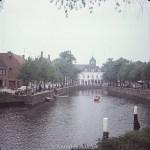 A river scene in Belgium  – June 1970