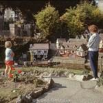 Model village, possible Bekonscot in Oct 1964