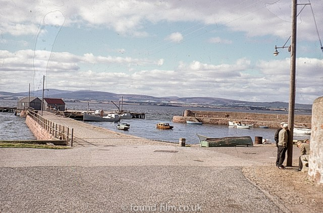 Views of Scotland - Cromarty Harbour