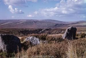 Dartmoor near postbridge