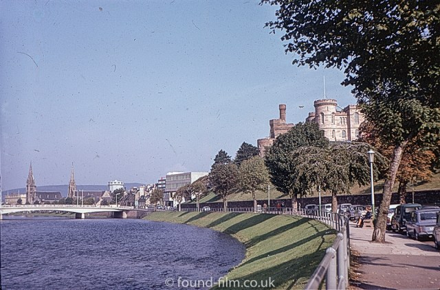 Views of Scotland - Inverness