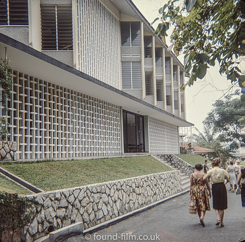 Singapore houses