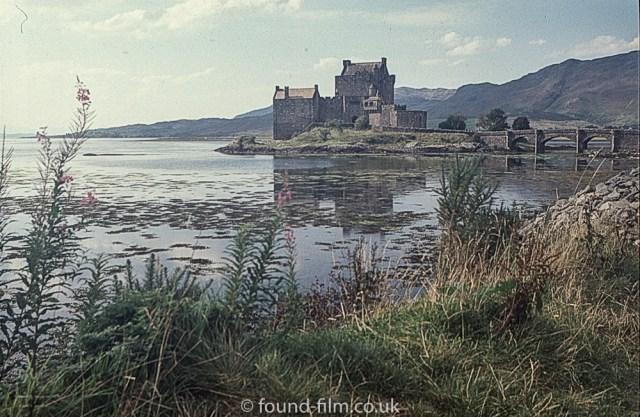 Eilean Donan Castle from the shore