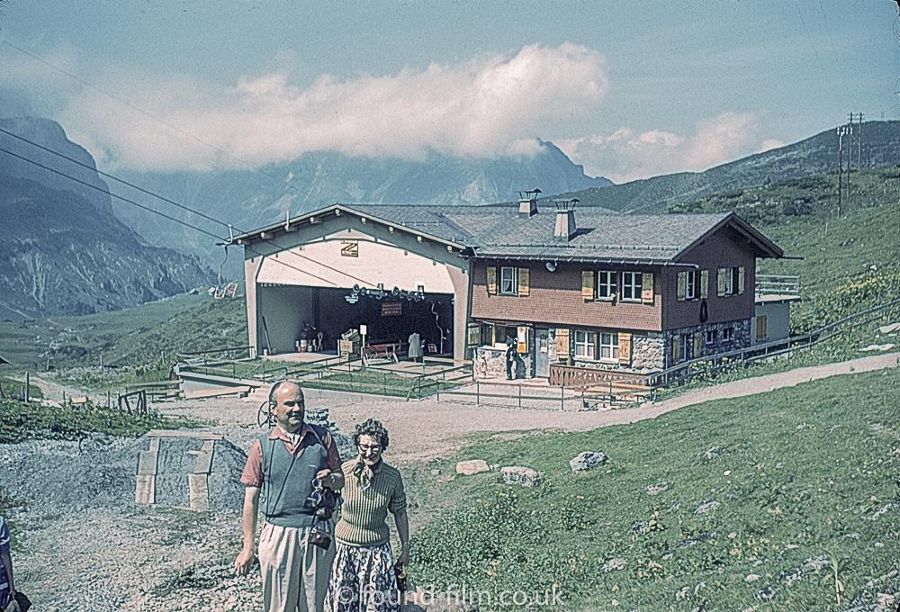Joch Pass, Switzerland