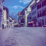A parade in Altdorf, Switzerland about 1960