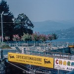 The landing stage at Baveno on Lake Maggiore