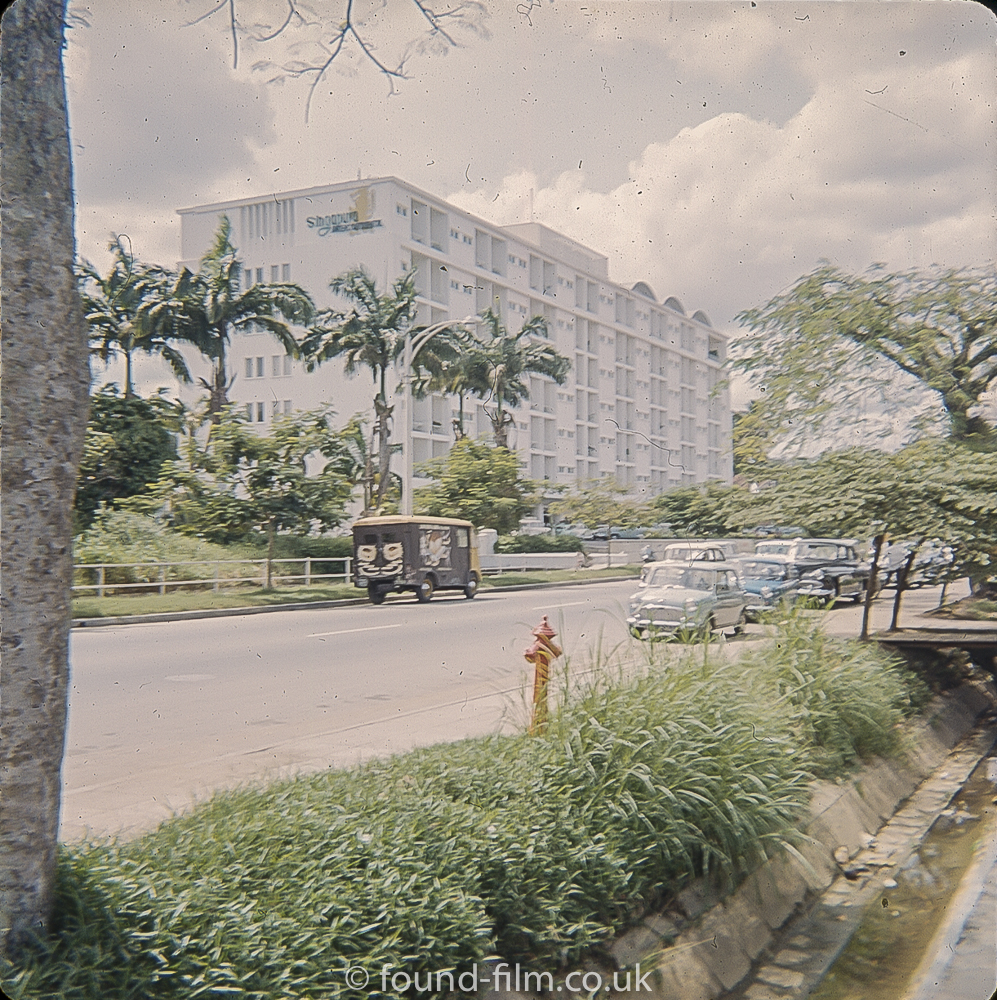 Large Office or Shop in Singapore 1960