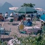 Monte Bre Lugano Switzerland in 1962