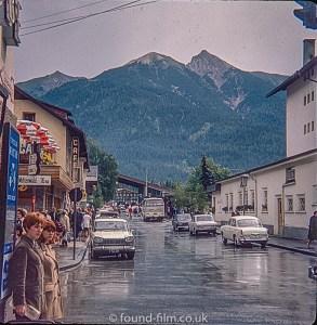 Seefeld in Austria in 1966