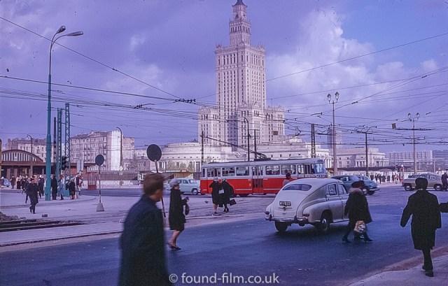 A Street in Warsaw