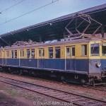 Gdansk to Nowy Port train in mid-1960s
