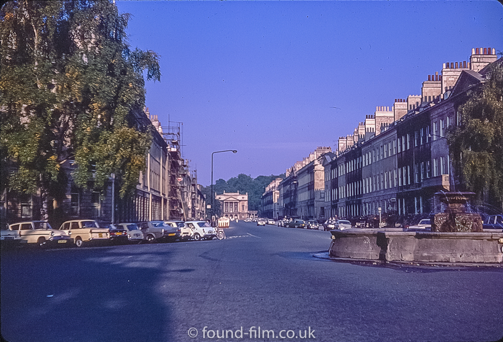 Great Pulteney Street Bath, 1975
