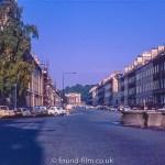 Great Pulteney Street Bath in October 1975