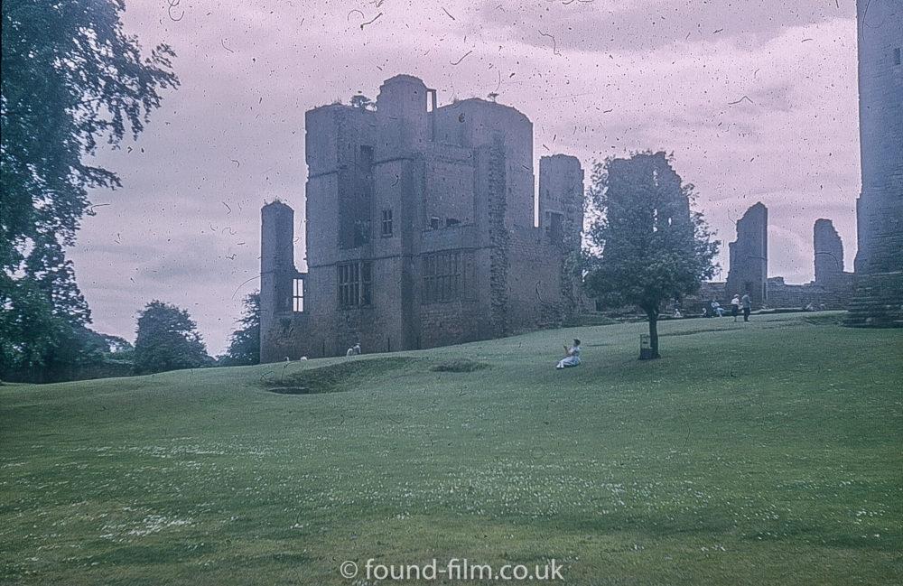 Kenilworth Castle in Warwickshire