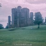 Kenilworth Castle in Warwickshire.