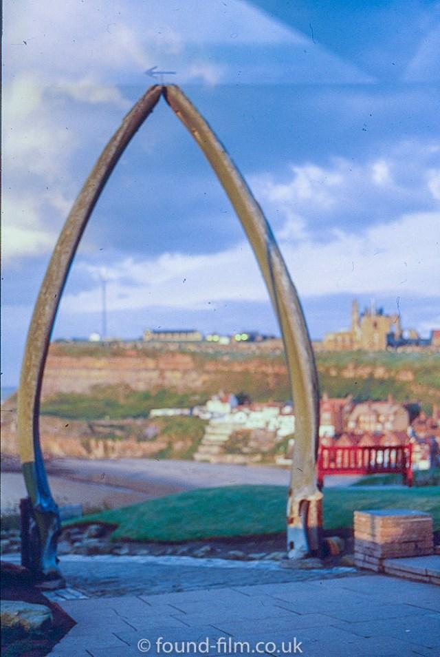 Whitby Whalebone Arch 1989