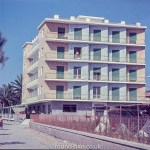 Hotel Mayola in Liguria late 1950s
