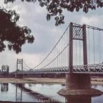 Views around Europe - The Loire Bridge Ancenis