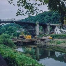 Ironbridge gorge Shropshire
