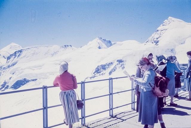 Jungfrau Observation Platform