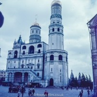 Snapshots in time: Soviet era Moscow