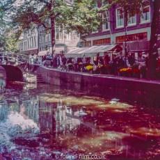 Delft Flower Market 1957