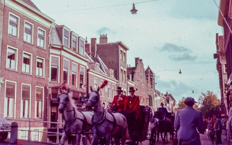 Procession in Delft 1957