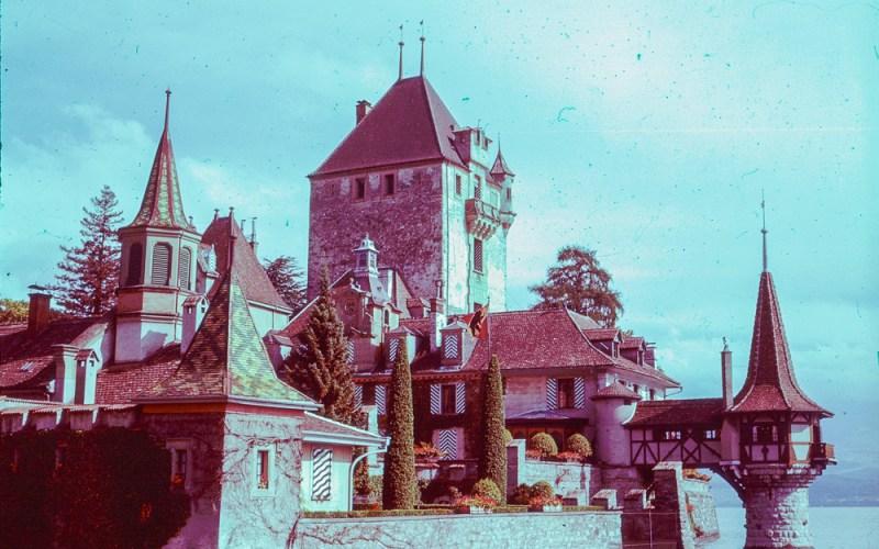 Oberhofen Castle 1957