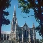 Salisbury Cathedral 1960s