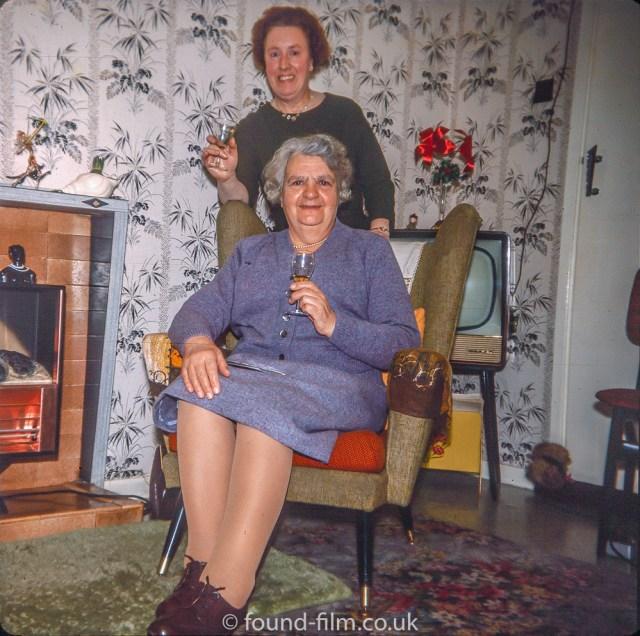 Late 1950s family portrait
