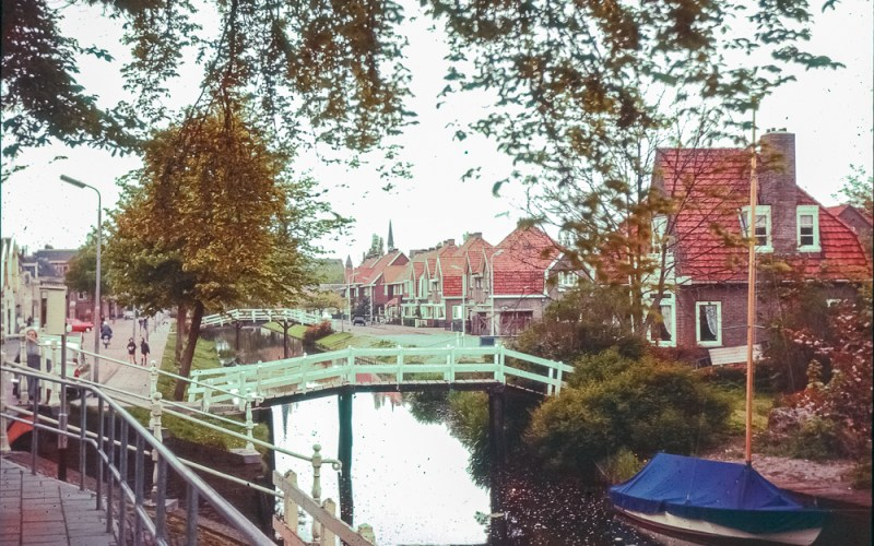 A Town in the Netherlands