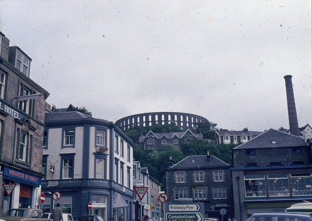 Oban and McCraigs Tower