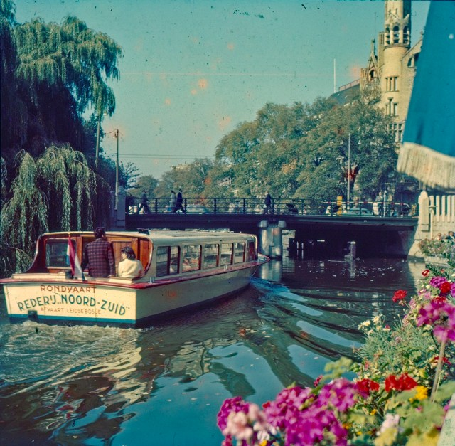 Canal Boat tour