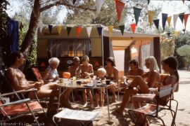 A Camping Holiday photo from Aug 1979