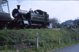 Great Western Steam Engine from about 1975