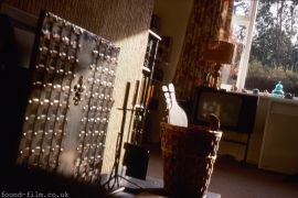 House interior from the mid 1970s