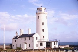 The old lower lighthouse at Portland Bill - 1961