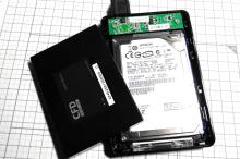Foundation 6.2 SSD vs HDDイメージ