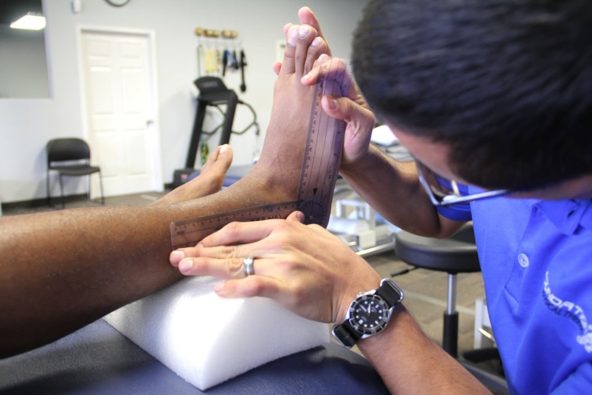 Sports Performance Foundation Physical Therapy