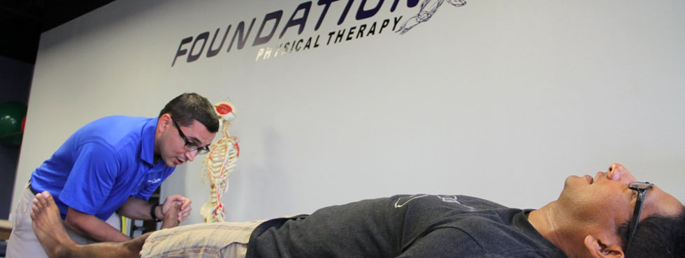 faster healing with manual physical therapy