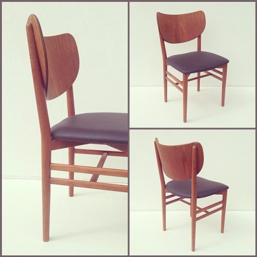 Niels & Eva Koppel Side Chair