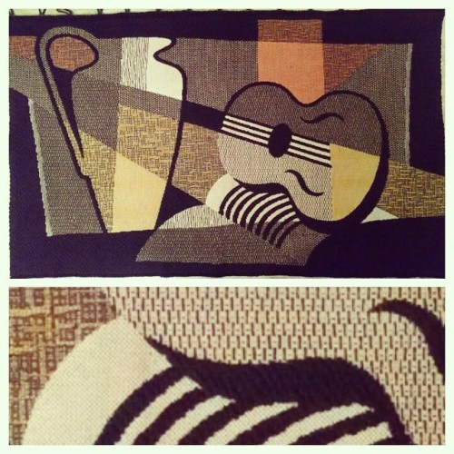 1950s Tapestry