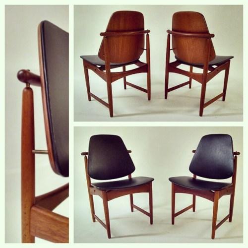 x6 Hovmand Olsen Chairs