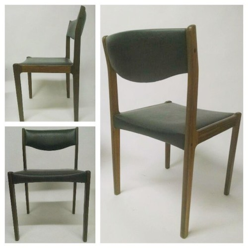 Set of 4 Saxe Side Chairs