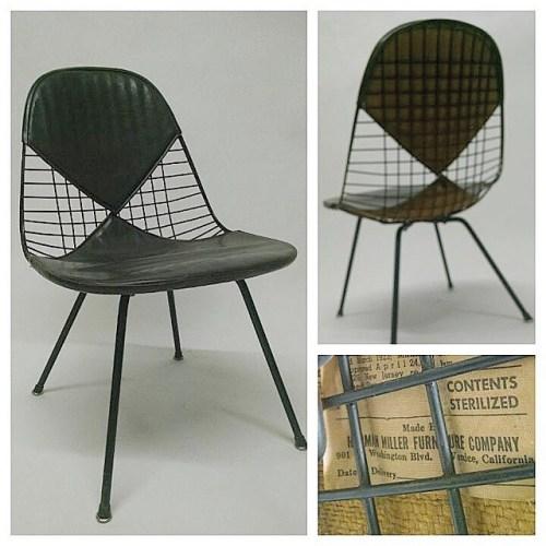 Early Eames Bikini Chair